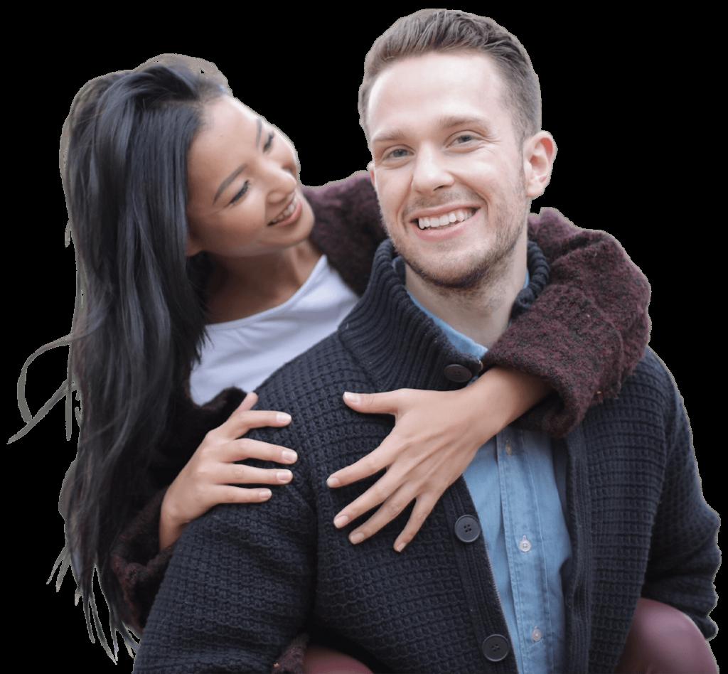 Bridging loans couple